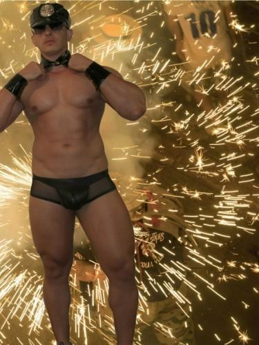 Sex ad by escort gigolo Ridorf (29) in Dubai - Photo: 4