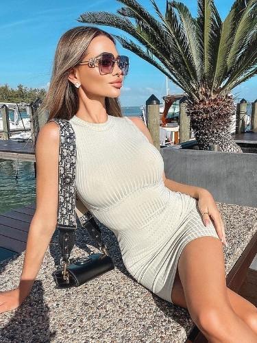 Sex ad by escort Vika (26) in Dubai - Photo: 4